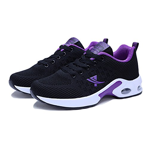 Shoes Hiking Purple snfgoij Sports Shoes Walking Waterproof Breathable Outdoor Women Shoes Shoes Ladies Running Casual gw5wFq6O