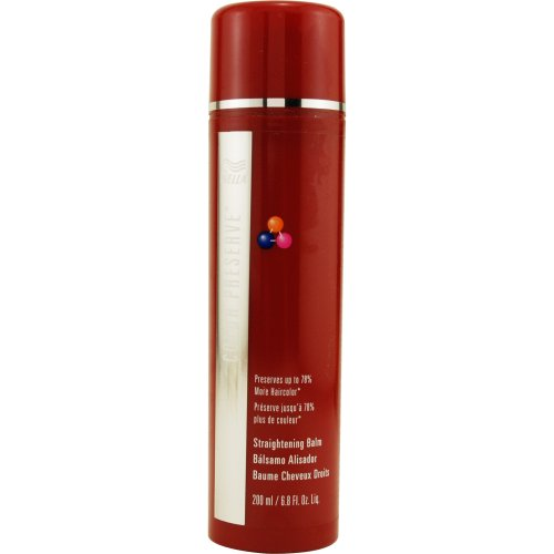 Wella Color Preserve Straightening Balm for Unisex, 6.8 Ounce