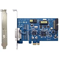 GEOVISION GV650-16 16 Channel DVI Type PCI Express B Card / 55-G65EX-160 /