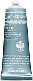 product image for BARR CO SUGAR & CREAM HAND & BODY CREAM 3.4OZ
