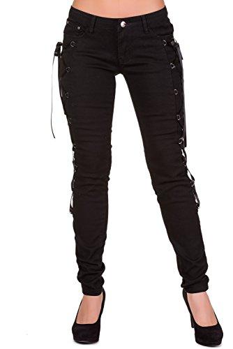 Banned - Pantalón - para mujer negro