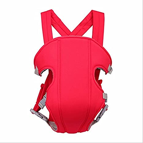 875c805e9076 Buy CHINMAY KIDS® Adjustable Baby Carriers Cotton Infant Backpack    Carriers Kid Carriage Baby Safe Sling Child Care Product Baby Carrier Mini  (Red Mini) ...