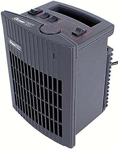 Ocean TEC Mobile Calefactor cerámico calefacción para casa Barco, Yate, Camping