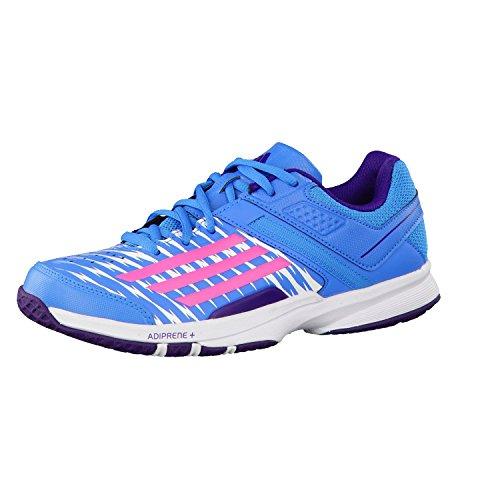 adidas Counterblast 5 Zapatillas de Handball para mujer - Blanco Azul