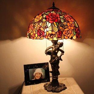 Lampe Tiffany Creatif Loisirs D Art Amazon Fr Luminaires Et Eclairage