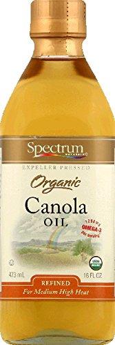 Spectrum Naturals Oil Canola Refnd Org by Spectrum Naturals