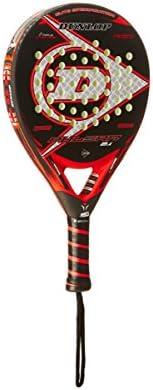 Dunlop Pala Pádel Pulsar 2,1 Negro/Rojo Única: Amazon.es: Deportes ...