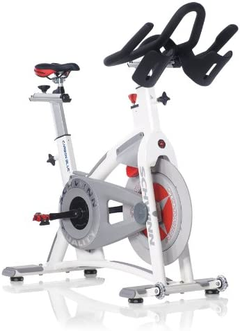 Schwinn Fitness AC PERFORMANCE PLUS with CARBON BLUE Belt Drive – Indoor Cycling Bike