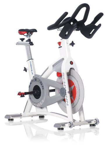 Schwinn Fitness AC PERFORMANCE PLUS with CARBON BLUE Belt Drive - Indoor Cycling Bike
