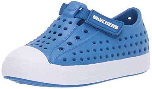 Skechers Kids Boys' Guzman 2.0-Solar Rays Sneaker, Royal, 6 Medium US Toddler