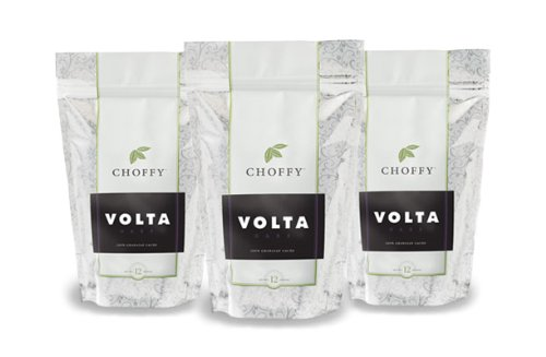 Choffy - Volta Dark 12oz. (3 Pack)