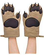 Fred and Friends, CA Bear Hands Oven Mitts