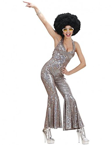 HOLOGRAPHIC 70s DANCING QUEEN (L) (jumpsuit) by Sancto