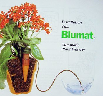 Amazon.com : Automatic Plant Waterer - Blumat Jr : Home And Garden on automatic trash can, automatic drain pump, automatic pet feeder, automatic pool skimmer, automatic plant mister, automatic toothpaste dispenser, automatic plant watering bulb, automatic plant watering device, automatic pool vacuum, automatic plant watering system, automatic trucks, automatic staple remover, automatic revolver pistol, automatic cocktail machine, automatic vacuum cleaner, automatic water feeder for boilers, automatic misting system for plants, automatic envelope moistener, automatic water plant design, automatic water dispenser for plants,