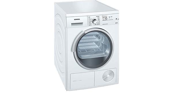 Siemens WT46W590EE - Secadora (Independiente, Frente, Color blanco ...