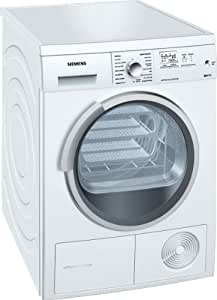 Siemens WT46W590EE - Secadora (Independiente, Frente, Color blanco, 7 kg, 149 min, 65 Db)