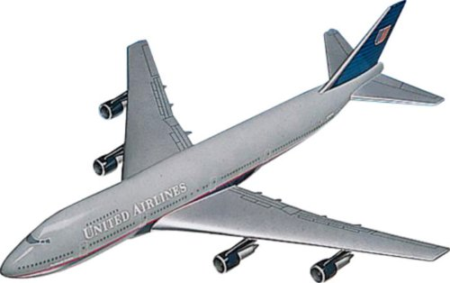 (Modelworks B777-200 United 1/200 No)