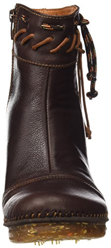 Art Ladies Amsterdam Short Boots Brown (memphis Brown 1053)