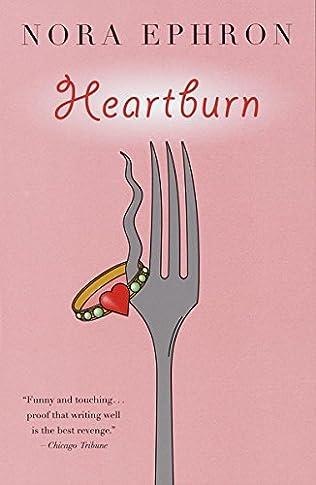 book cover of Heartburn