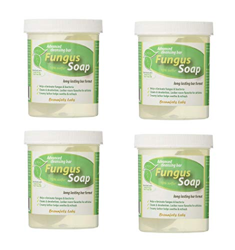 Fungal Soap - Tinea Versicolor, Tinea Corporis, Foot Tinea