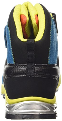 Hiking Alp Kids' Unisex Citro Jr Player High Mid Salewa Shoes Crystal Rise GTX Multicolor qz6xZx