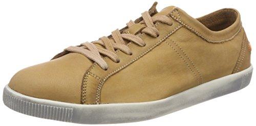 Softinos Tom Washed, Sneaker Uomo Braun (Brown 535)