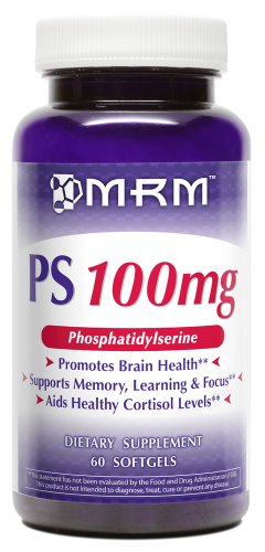 MRM PS 100 мг 60 Softgels