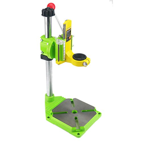 Best Buy! Ogrmar Drilling Collet Drill Press Table for Drill Workbench Repair Tool (BG-6117)
