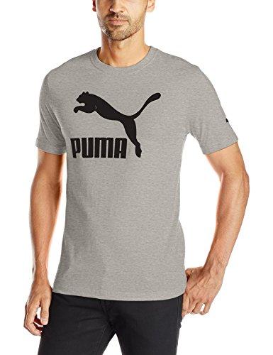 Gray Archive shirt black La Heather Vie Hommes Pour T Puma Light qwFURgnTq