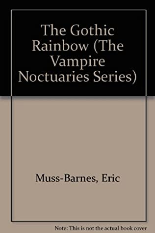 book cover of The Gothic Rainbow