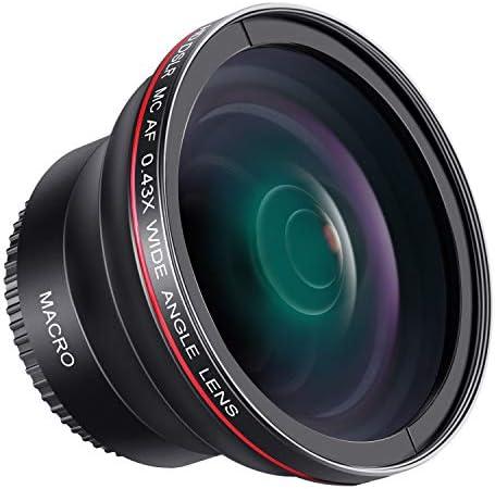 5 5 Cap Keeper Leashes+ 52mm Center Pinch Lens Caps+ Microfiber Cleaning Cloth 1 Neewer 52MM Camera Lens Cap Kit for NIKON D3300 D3200 D3100 D3000 D5300 D5200 D5100 DSLR Cameras:
