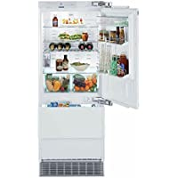 HC1550 30 Fully Integrated Bottom Freezer Refrigerator with Ice Maker: Right Hinge