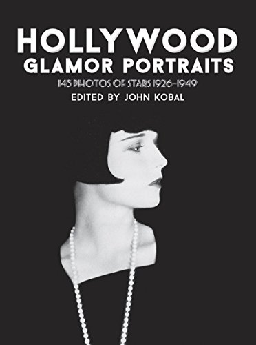 Black White Portraits Women (Hollywood Glamor Portraits: 145 Photos of Stars, 1926-1949)
