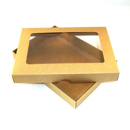 A6c6 kraft aperture greeting card boxes x 5 per pack gift boxes a6c6 kraft aperture greeting card boxes x 5 per pack gift boxes amazon kitchen home m4hsunfo