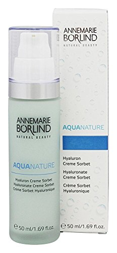 Annemarie Borlind - Natural Beauty Aqua Nature Hyaluronate Facial Creme Sorbet - 1.69 fl. oz.