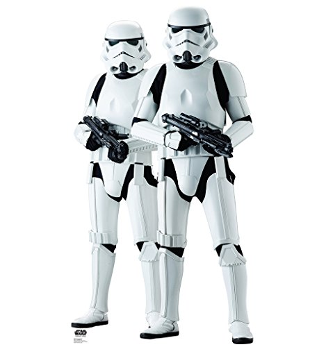 Stormtroopers - Rogue One: A Star Wars Story - Advanced Graphics Life Size Cardboard Standup