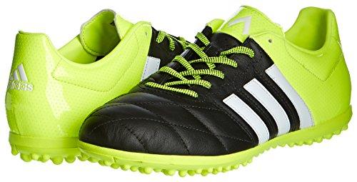 Noir Adidas Ace Pour Homme Citron 15 Bottes Leather 3 Tf Vert Blanc g8q6g