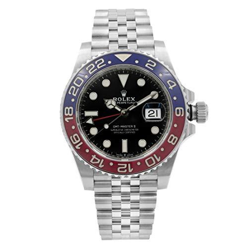 Rolex GMT-Master II 126710BLRO Pepsi (Gmt Master Ii Rolex)