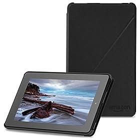 Amazon - Funda para Fire (tablet de 7 pulgadas, 5ª generación, modelo de 2015), Negro
