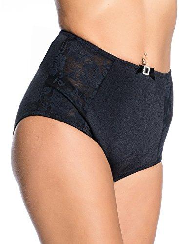 Kendindza Collection - Pantalón moldeador - para mujer negro
