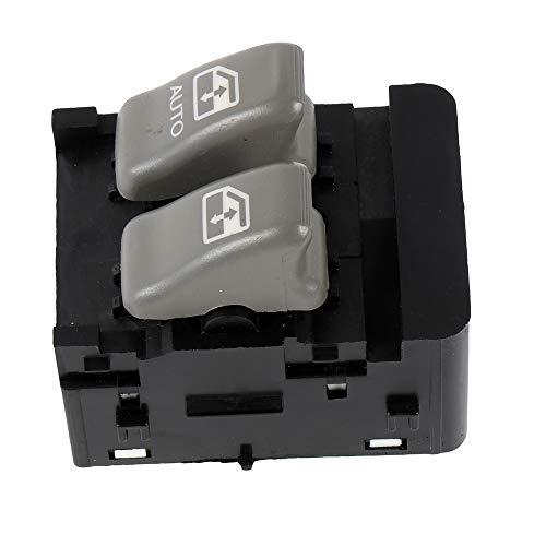 00-2005 Pontiac Montana 1997-2000 Pontiac Trans Sport Power Window Switch Driver Side Master Control Switch ()