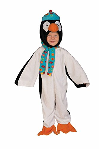 Circus Sweetie Mini Top Hat (Toddler Penguin Costume Marching Animal Bird Halloween size 2-4 Soft Hat Scarf)