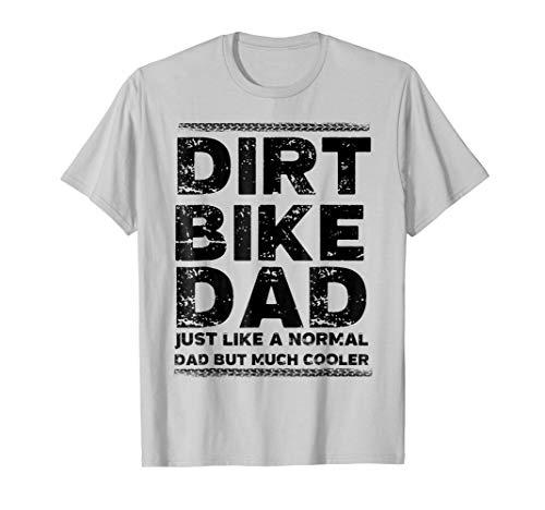 DIRT BIKE DAD Bike T-Shirt | Motocross Enduro Shirt