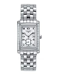 Longines Dolce Vita Stainless Steel Womens Watch L5.155.0.73.6