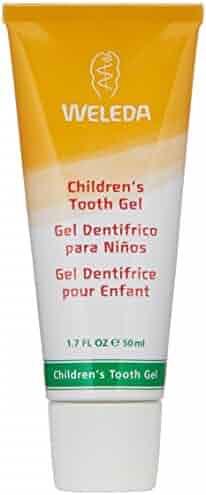 Weleda Children's Tooth Gel, 1.7 Fluid Ounce
