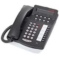 Avaya 6408D+ Phone Gray