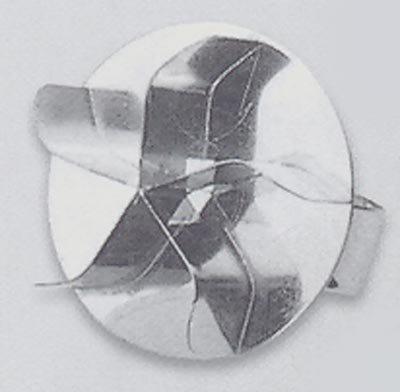 Hugo Klein Kaiser Stamp, 2-1/2