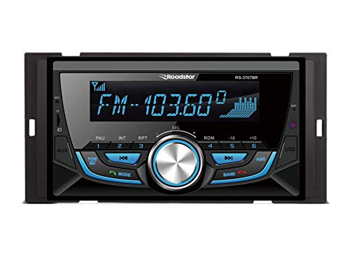 Auto Radio NISSAN VERSA Bluetooth FM MP3 PRETO