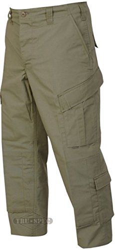 (Tru-Spec TRU Trouser Polyester-Cotton Ripstop Olive Drab XL-Long 1285026)