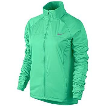 Nike Shield Upper Body Full Zip Women S Jacket Amazon Co Uk Sports